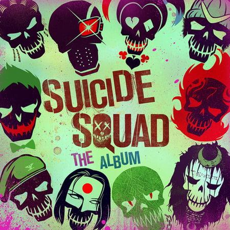 Suicide Squad: The Album (CD) -