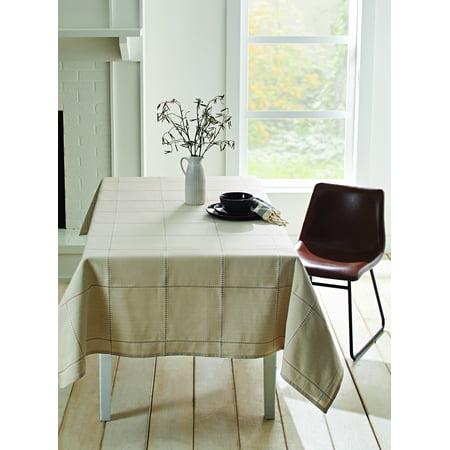 Better Homes & Gardens Mason Plaid Tablecloth, 60