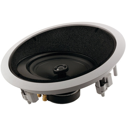 "Architech Pro Series AP-815 LCRS 8"" 2-Way Round Angled In-Ceiling LCR Loudspeaker"