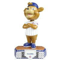 Chicago Cubs Stadium Lights Mascot Bobblehead