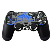 Skin Decal Wrap for Sony PS4 Controller Cross