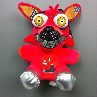 Final Halloween Horror Nights (New Five Nights at Freddy's Sister Location Freddy FNAF Stuffed Toys Plush Doll)