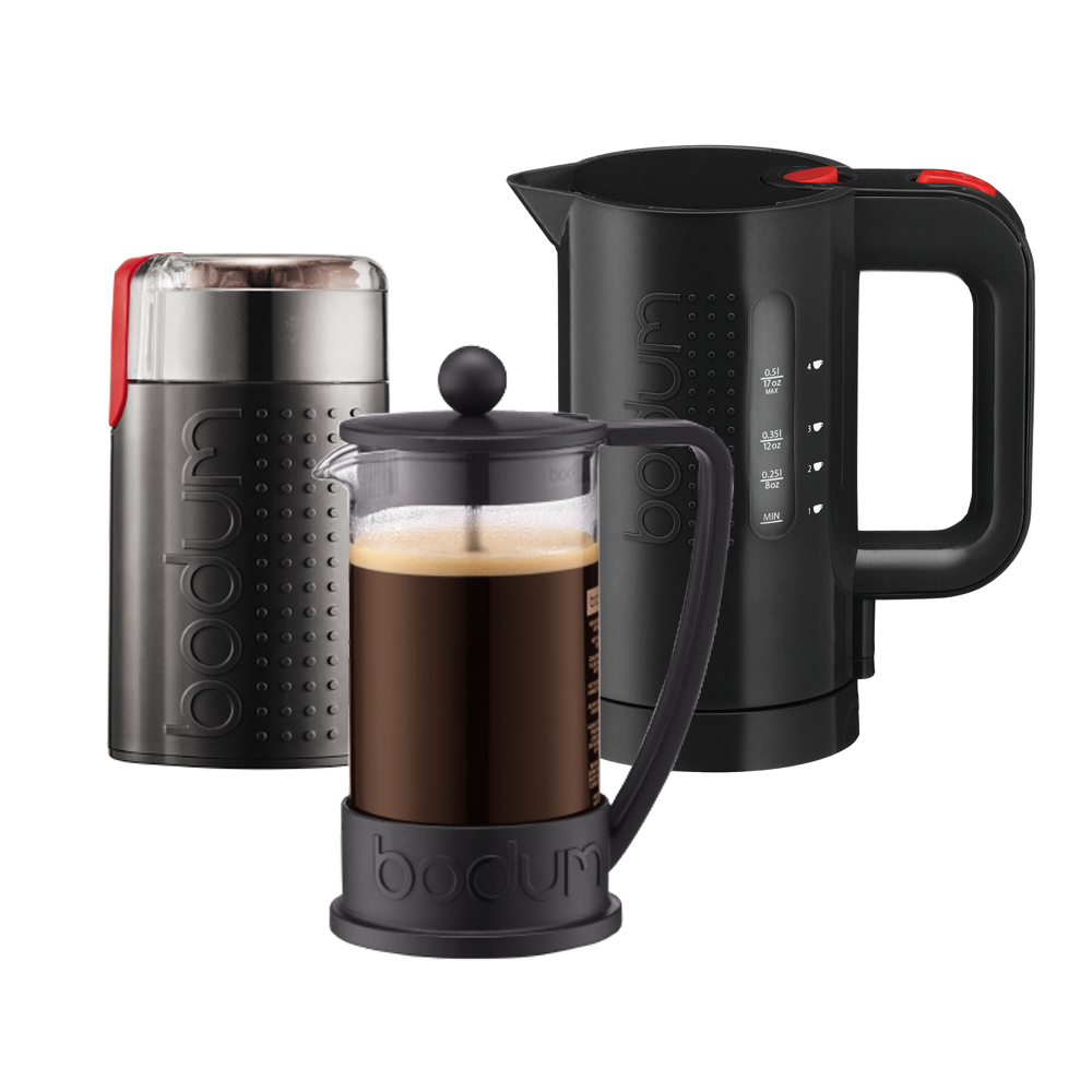 Bodum 3-Piece Barista Set
