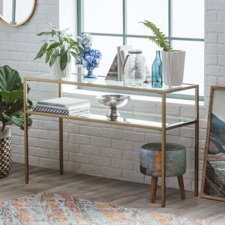 Belham Living Lamont Sofa Table - Gold