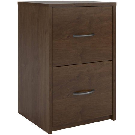 Ameriwood Home Core 2 Drawer File Cabinet, Multiple Colors