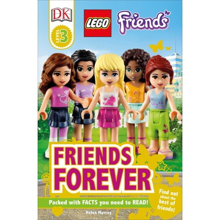 DK Readers L3: LEGO® Friends: Friends Forever : Find Out About the Best of