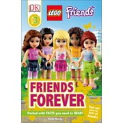 DK Readers L3: LEGO® Friends: Friends Forever : Find Out About the Best of Friends!