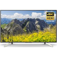 "Sony 55"" Class BRAVIA X750F Series 4K (2160P) Ultra HD HDR Android LED TV (KD55X750F)"
