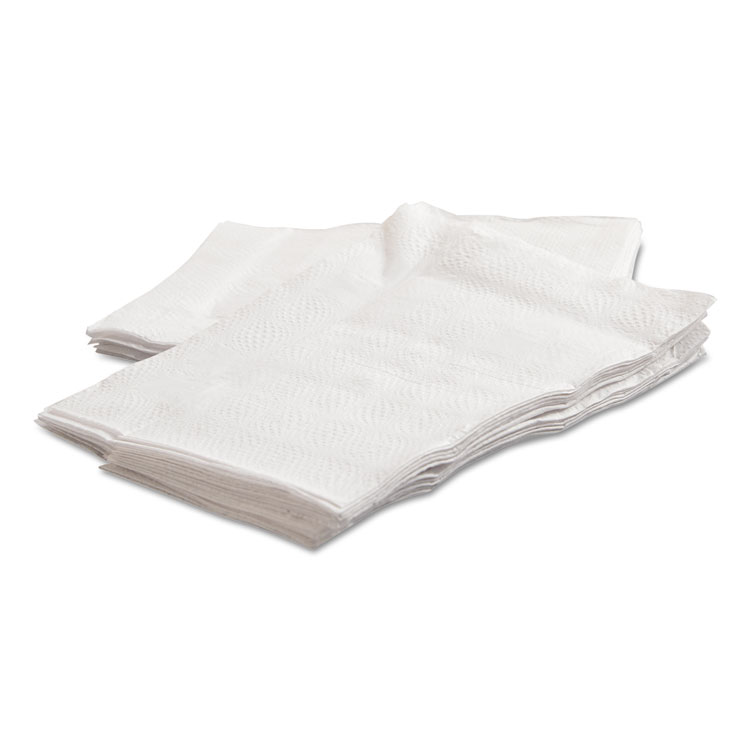 Morcon Paper Mor-Soft Lowfold White Paper Napkins, 20 count