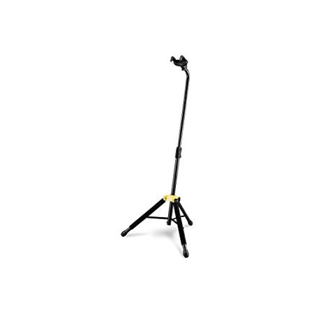 Hercules GS414B PLUS Standard Guitar Stand with Auto Grip System (AGS) Single Guitar Stand (Hercules Stand Sax)