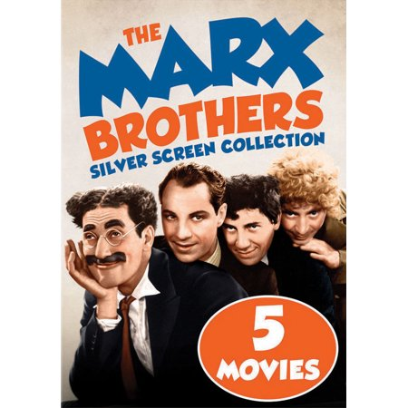 The Marx Brothers Silver Screen Collection (DVD)