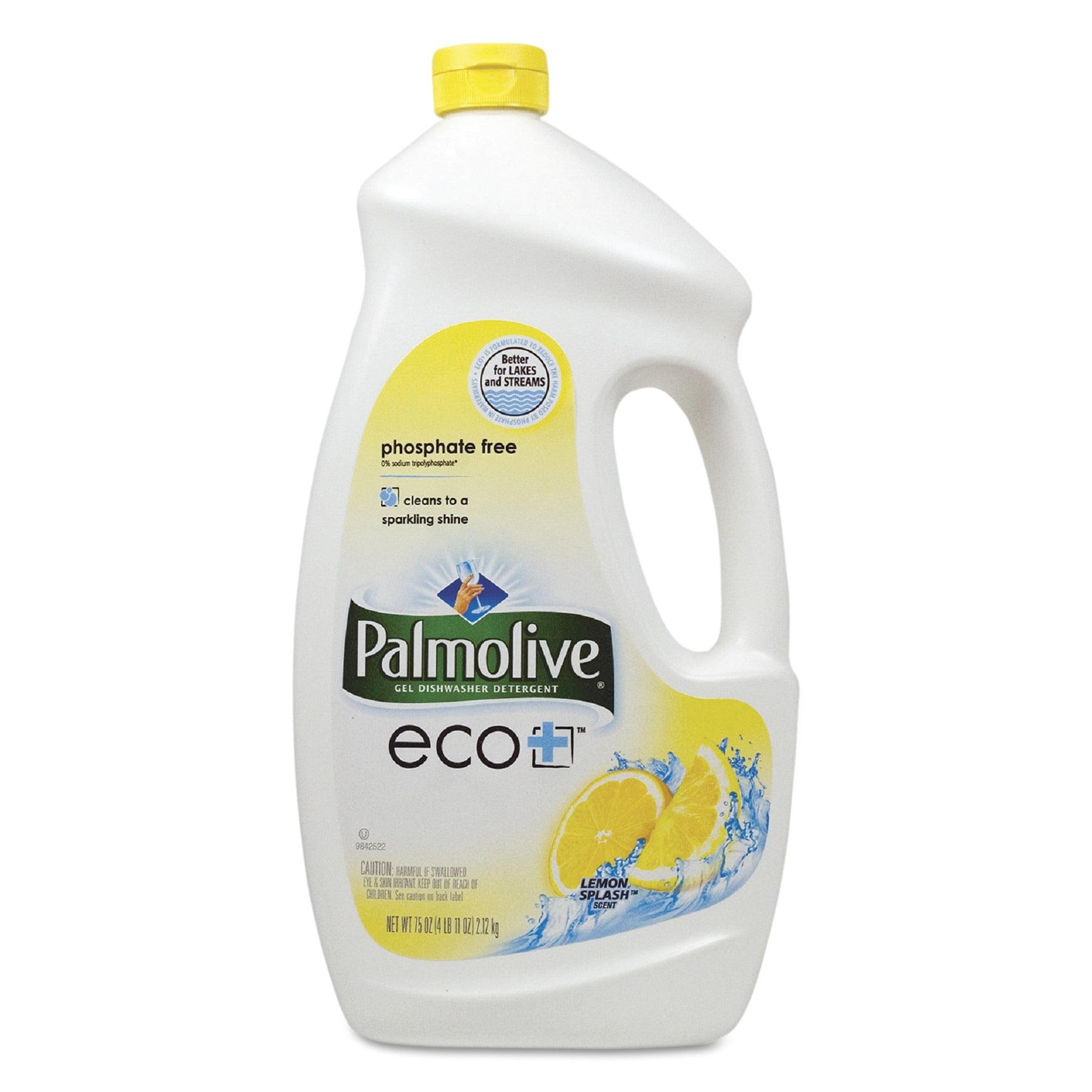 Palmolive Automatic Dishwashing Gel Lemon 75oz Bottle
