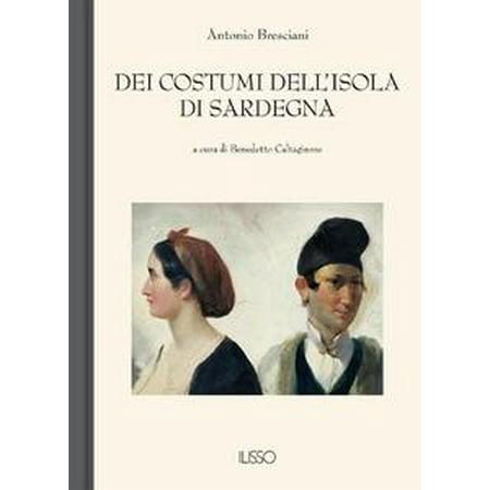 Dei costumi dell'isola di Sardegna - eBook for $<!---->
