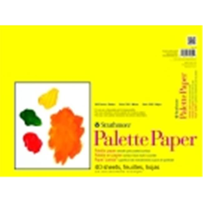 Strathmore 300 Series Paper Palette - 12 x 16 inch - Pack 40