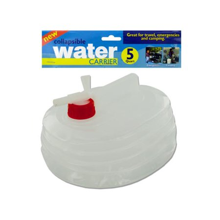 Bulk Buys Hl181 18 Collapsible Water Carrier