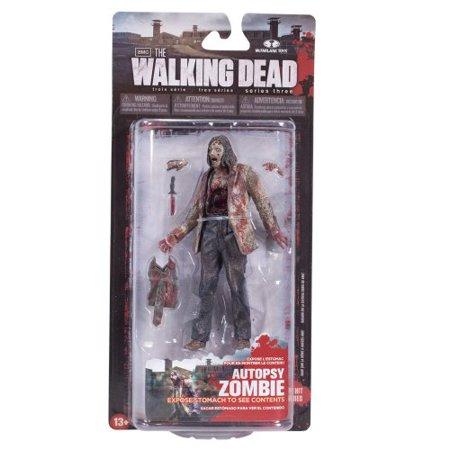 McFarlane Toys The Walking Dead TV Series 3 Autopsy Zombie Action Figure - image 1 de 2