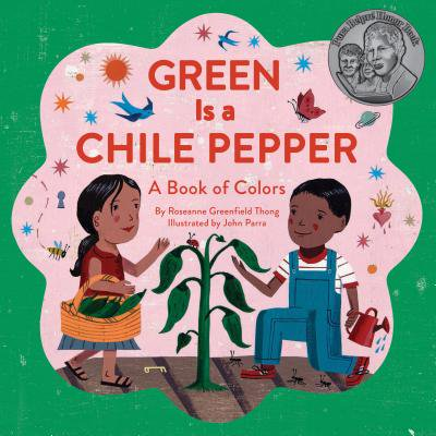 Green Is a Chile Pepper: A Book of Colors (Paperback)](Halloween Peppers 2017)