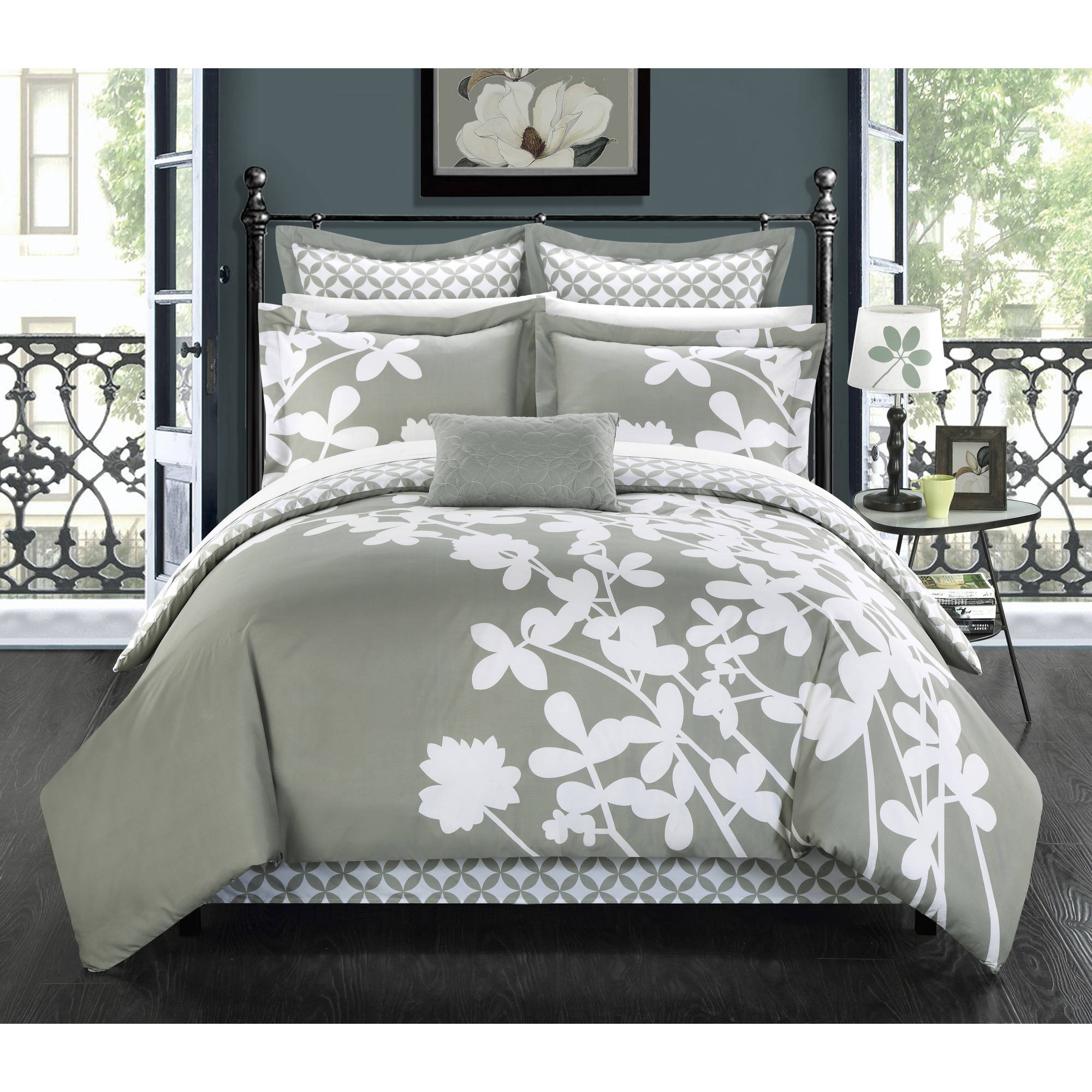 Ayesha 7-Piece Bedding Comforter Set