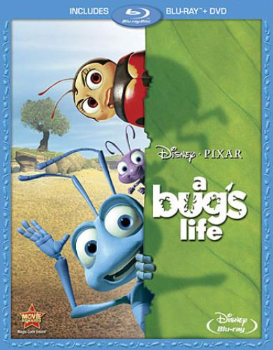 A Bug's Life (Blu-ray + Digital HD) by Buena Vista