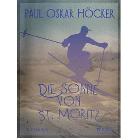 Die Sonne von St. Moritz - eBook