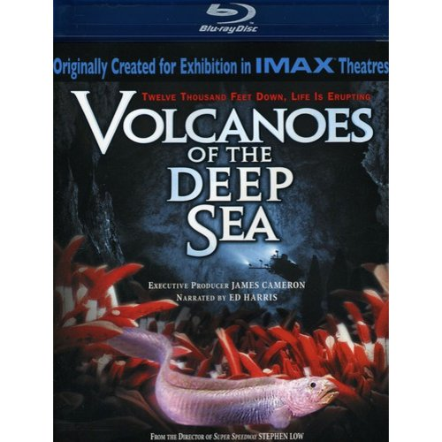 IMAX: Volcanoes of the Deep Sea [Blu-ray] by
