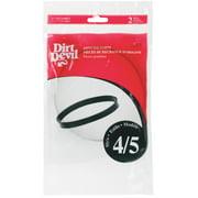 Dirt Devil Style #5 Belts, 2-Pack