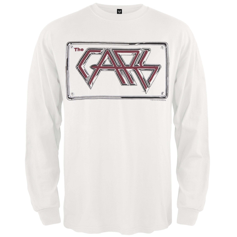 The Cars - Logo Long Sleeve T-Shirt
