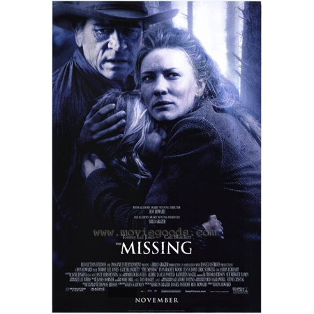 The Missing Poster Movie  27X40