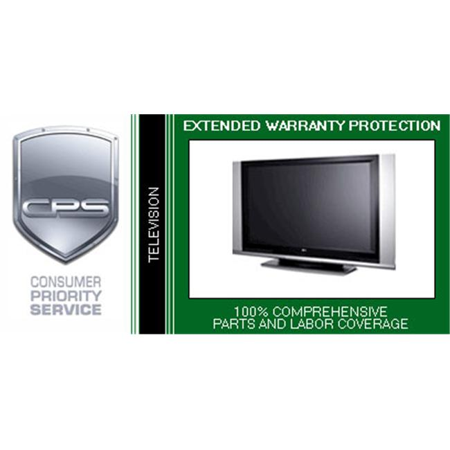 Consumer Priority Service TVH5-3500 5 Year Television In-Home under $3 500. 00- INHOME