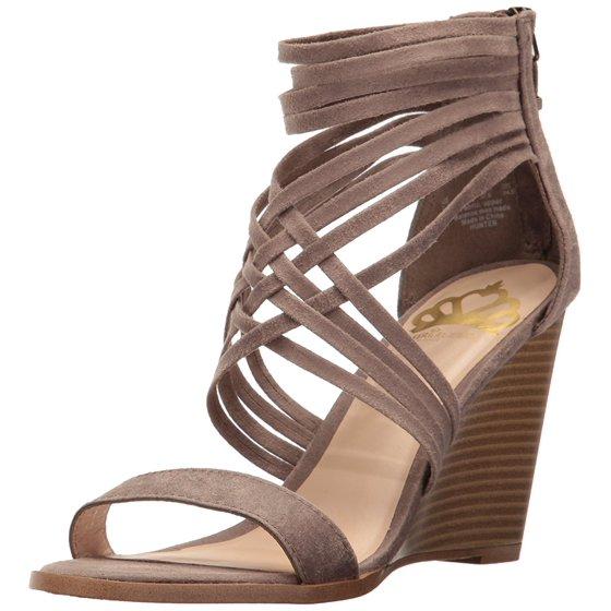 09c150c71087 Fergalicious - Fergalicious Womens Hunter Fabric Open Toe Casual Strappy  Sandals - Walmart.com