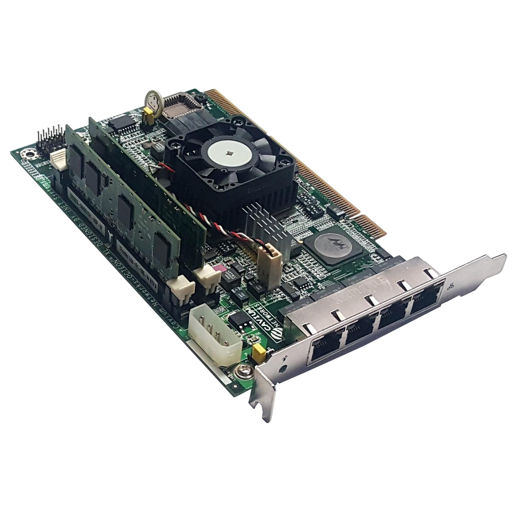 Cavium Networks CN3860-500-NSP-NIC4-W-M2-G 2GB OcteonXL NICPro Accelerator Card Refurbished