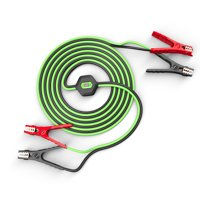 MYCHANIC 6 Gauge 16 Foot Smart Booster Cable, Heavy Duty Jumper Cables