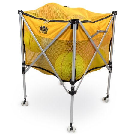 Collapsible Ball Cart with Zipper