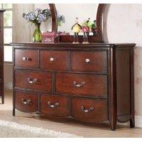 Dresser, Cherry, One Size