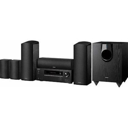 Onkyo HT-S5800 5.1. 2-Channel Dolby Atmos Home Theater Package in