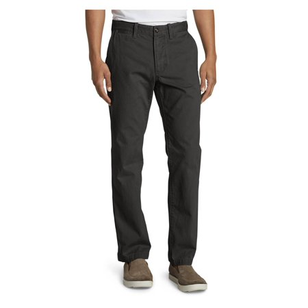 Eddie Bauer Men's Legend Wash Chino Pants - Classic Fit Tall