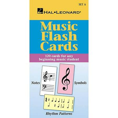 Music Flash Cards  Set A