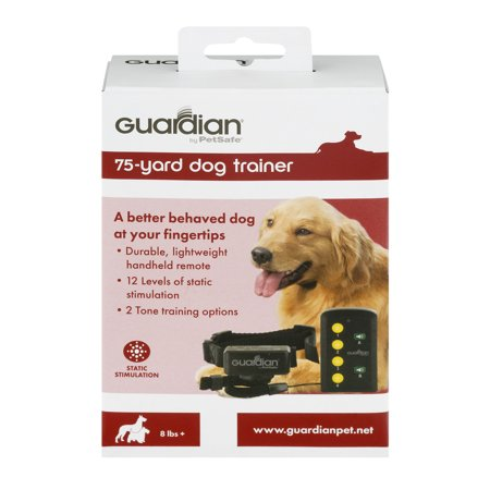 Guardian By Petsafe 75 Yard Remote Trainer