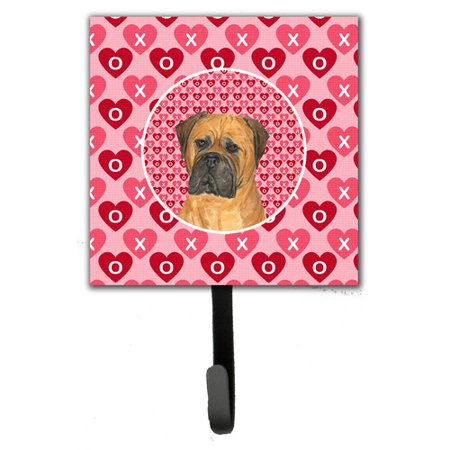 Caroline's Treasures Bullmastiff Leash Holder and Wall Hook