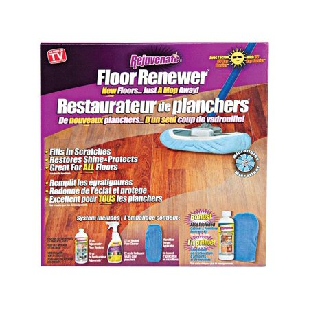 Rejuvenate RJ16FLOKIT As Seen on TV Floor Renewer
