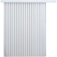 gray vertical blinds light grey product image mainstays lightfiltering vertical blinds 78 walmartcom