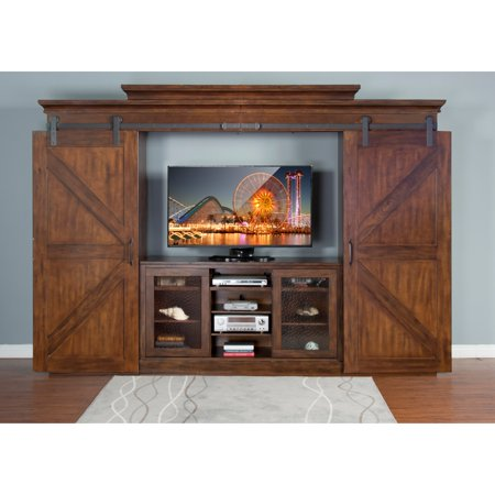 Sunny Designs Santa Fe Entertainment Wall