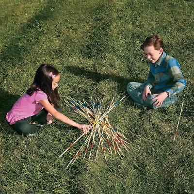 Outdoor Jumbo Pick-Up Sticks Game By Fun Express