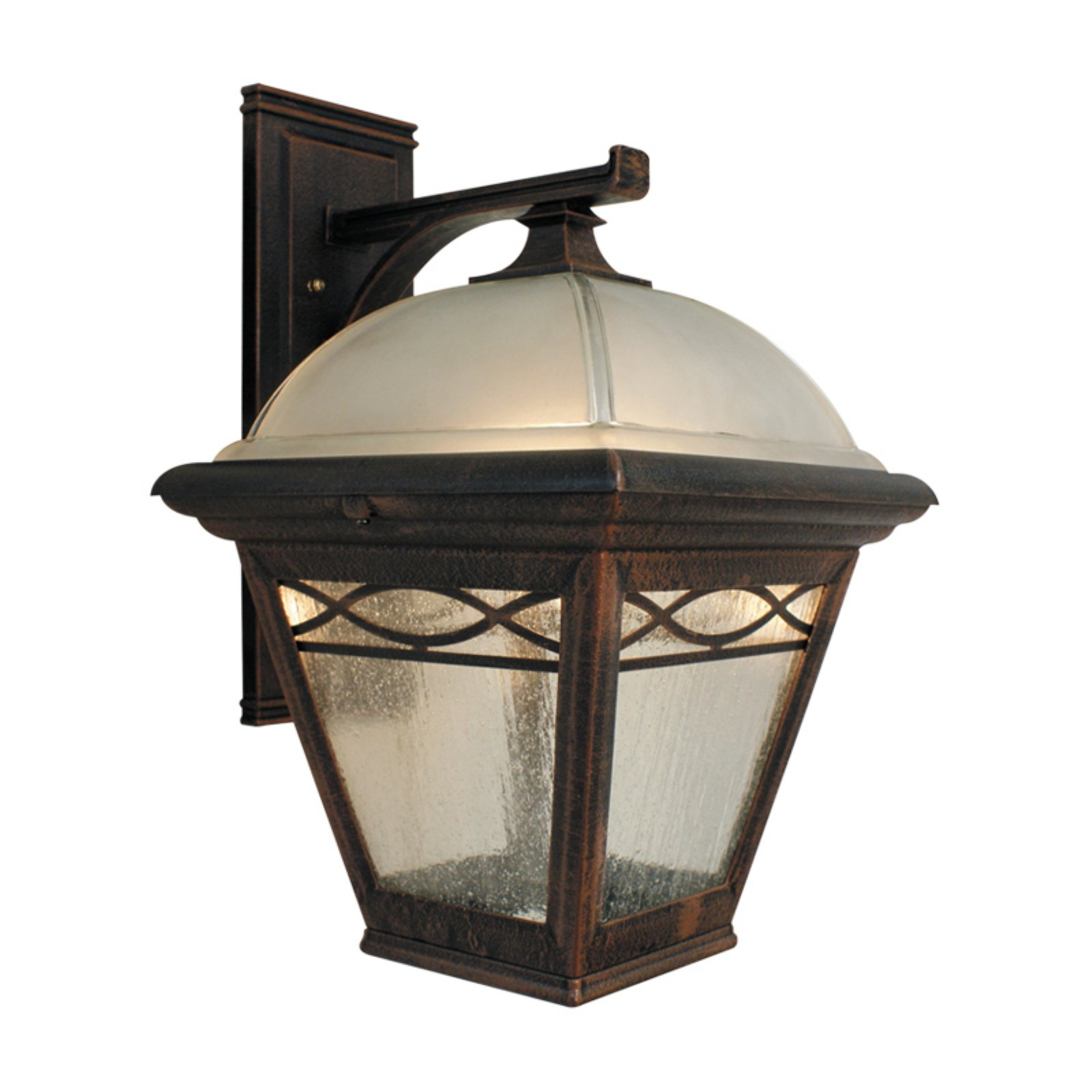 Special Lite Products Brentwood F-2832 Outdoor Top Mount Open Bottom Wall Light