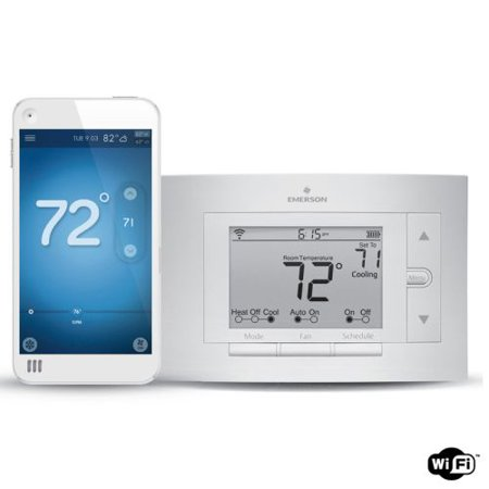 White Rodgers 1F86u 42Wf Sensi  Wi Fi Enabled Programmable Thermostat With Smart