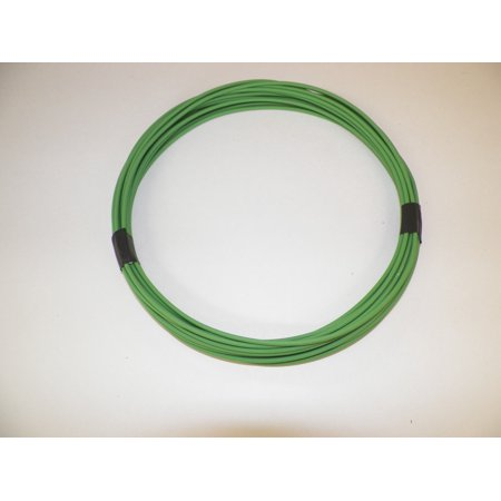25 Foot Length Coil (22 Ga. light green Abrasion-Resistant General Wire (TXL) - (25 foot coil))