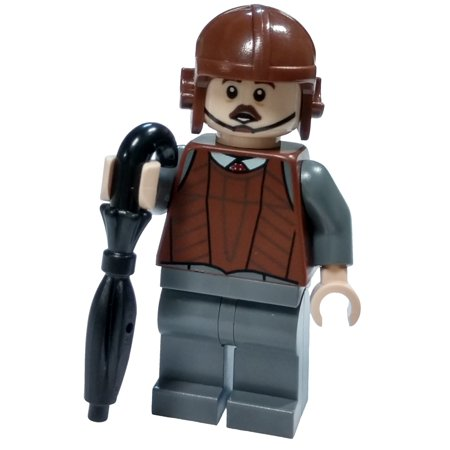 LEGO Fantastic Beasts and Where to Find Them Jacob Kowalski Minifigure [No Packaging]