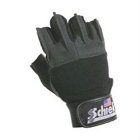 Schiek SSI-520-XS Womens Platinum Gel Lifting Gloves 6 7 X-Small