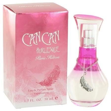 Paris Hilton Can Can Burlesque Eau De Parfum Spray for Women 1.7 - Burlesque Boudoir