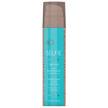 Selfie Tan?n Go Instant Body Bronzer, Wash Off Formula, 6.78
